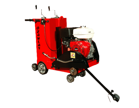 Asphalt Concrete Cutting Machines Diesel Gasoline